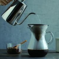 高度資本主義経済世界でコーヒーを。