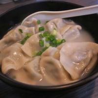香港佐敦にて~上海麺と北京水餃のお店