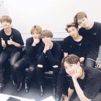 BTS 本日のツイート(2017.6.22)
