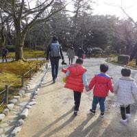 1月10日 金沢 兼六園から山中温泉