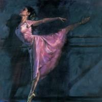 Ballet form and Zen form(バレエと坐禅の基本形)