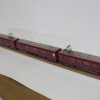 床板を接着して竣工する GM#427近鉄2600系を再び(その11)