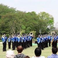 東武動物公園のガーデンコンサート