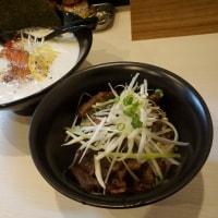 牛そばまるは@船橋 新感覚の泡系濃厚牛白湯ラーメンのお味はいかに!?