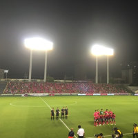 天皇杯2回戦 セレッソ大阪2-1京都サンガFC@キンチョウスタジアム