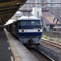 E210-8号機@吹上駅