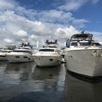 フロリダ州「フォートローダーデールボートショー」に行ってきました。(船ネット)