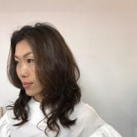 ココカール  ストレート+カール 『大阪 堀江 美容室 carre キャレ』