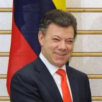 今年の平和賞!内戦の終結に努力した、コロンビア大統領。チョンの国連への就活に貢献したパン君は外れww