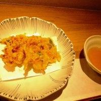 JR六甲道駅南の『魚と野菜 きろく』で昼の定食を楽しんだ。