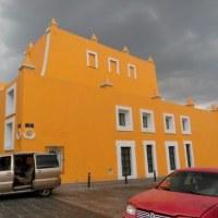 PUEBLAという街の印象風景