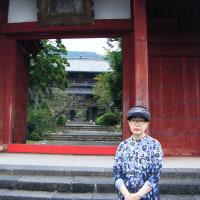 滞在型家庭菜園:赤い総門の東光寺