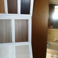 内装ドアの表面劣化の補修