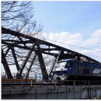 神崎川橋梁 ・ EF210-140