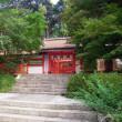「二十二社巡り」大原野神社・西山連峰の南に位置する大原野神社は『延喜式』神名帳には式外社であるが、二二社に列せられている