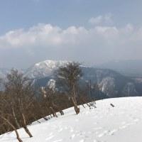 綿向山に登りました