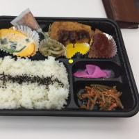 千葉県 講習会の弁当