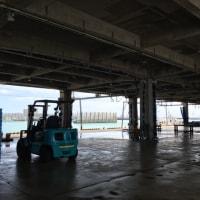 石垣島漁港。