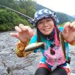 美山川アユ釣り教室