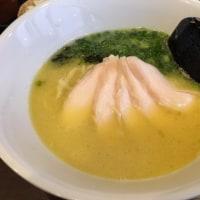 きんきちの濃厚鶏白湯ラーメン