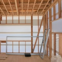ちょっと良い貸家プロジェクト!『 岬町中原のリノべ風?な貸家 』。は大工工事順調進行中!です。