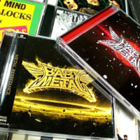 BABYMETAL、METAL RESISTANCE・BABYMETAL/BMD FOX RECORDS(TOY'S FACTORY)