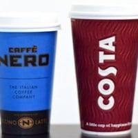 英大手コーヒー・チェーン3社の氷に腸内細菌 BBC調査