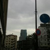 今夜ハロウィン明日もあさっても渋谷は大変そう。六本木や乃木坂からスタートさせます。