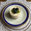 マスカルポーネのムースケーキを作りました・・・