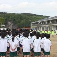佐久穂中学校マラソン大会