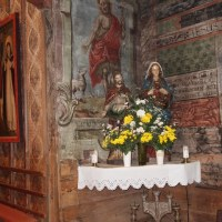 スロバキア周遊の旅<ヘルヴァルトウの聖フランシス・アシス教会>