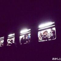 本当に最後の駅「瀬越駅」よ ! さようなら !