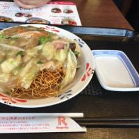 小作・リンガーハット西東京羽村店 ミニふかひれチャーハンセット