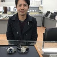 ブログ読者さん来店 / 南雲時計店公式ブログ
