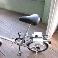 131122-52 折りたたみ自転車