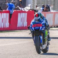 2016 MotoGP Round 18 Valencia 最終戦