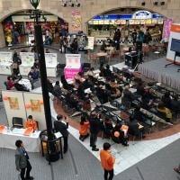 札幌での緩和ケア普及街頭イベント