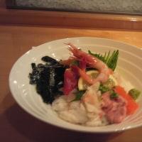 いさみ寿司ちらしランチ