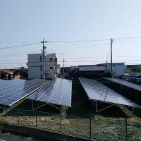 太陽光発電の規制についてとりくんでいます