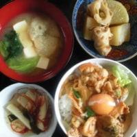 昨日の昼食*