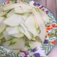 乾燥パパイヤづくり #乾燥野菜#ドライフルーツ