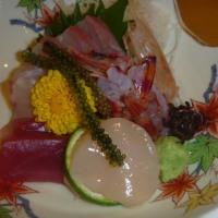 日本酒会について。飲食の後半。