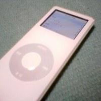 iPod nanoクリスタルフィルム