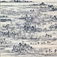 隅田川神社(水神)江戸名所図会めぐり