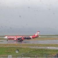 関西国際空港 エアアジアXJ611