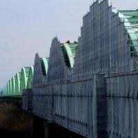 橋梁塗装工事