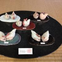 上野焼 窯開き 21日~23日まで