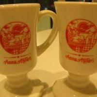アンナミラーズ マグカップの変化
