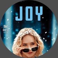 DVDラベル・・・『ジョイ』