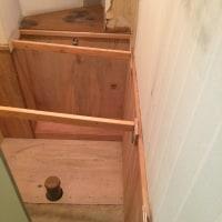 倉敷市玉島で店舗のトイレ改装工事